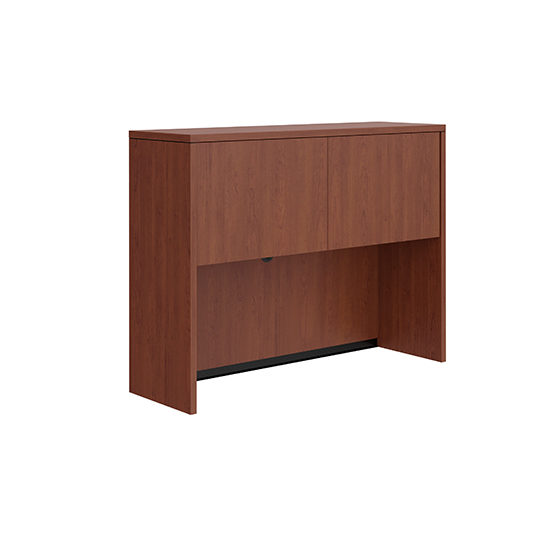 OfficeSource OS Laminate Collection Hutch with Doors