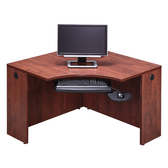 OfficeSource OS Laminate Collection Corner Desk Shell