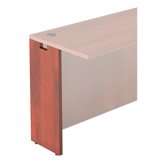 OfficeSource OS Laminate Collection Credenza Half Leg