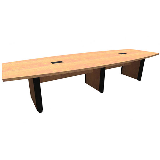 Conference OfficeSource Furniture - D shaped conference table