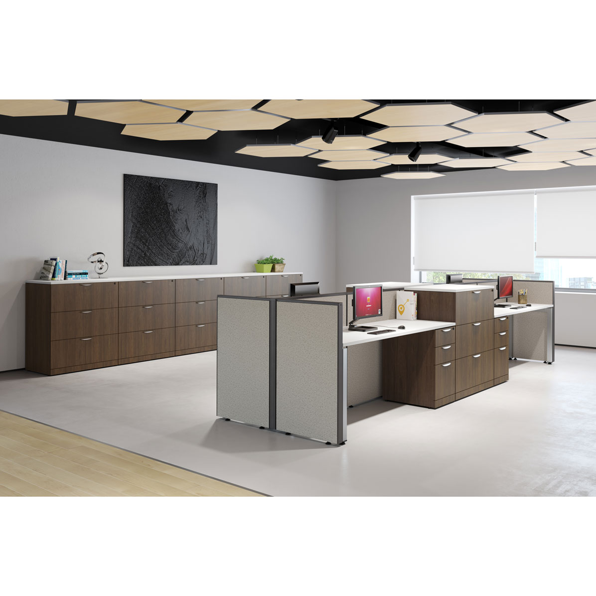 OfficeSource OS Panels Panel System 7 – Panels Only