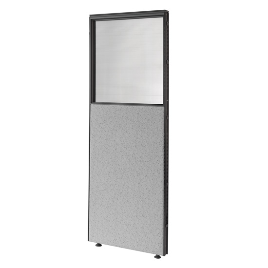 "OfficeSource OS Panels 24""W Opaque View-Through Panels"