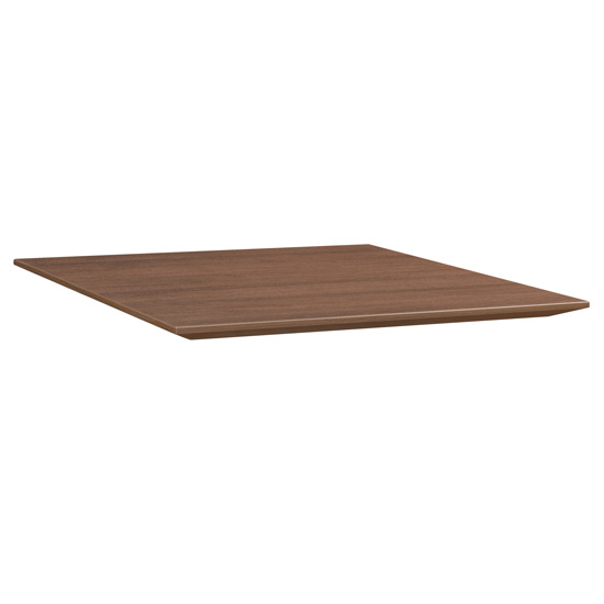 "24"" Square Beveled Edge Top – Requires Base"
