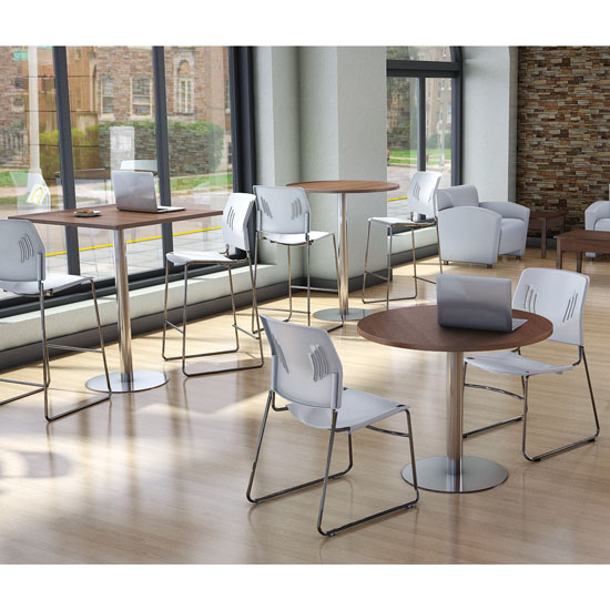 24 Round Table Top Requires Base Officesource Furniture