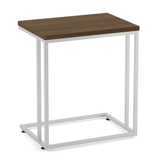 OfficeSource OS Reception Tables Side C Table with Laminate Top