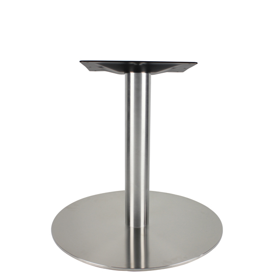 OfficeSource OS Reception Tables Coffee Height Round Base