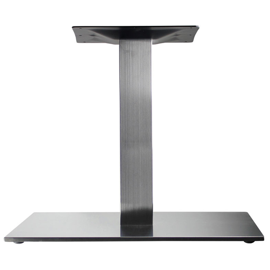 OfficeSource OS Reception Tables Coffee Height Square Base