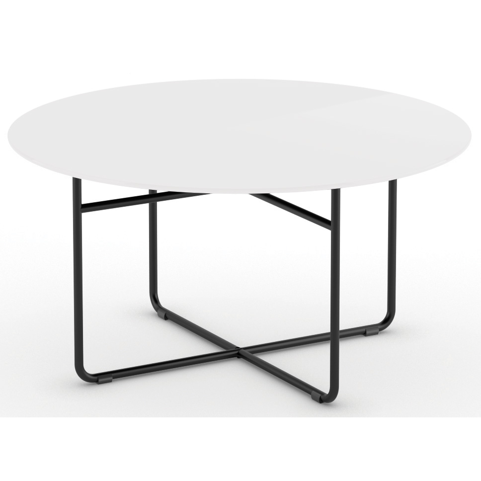 OfficeSource OS Reception Tables Tubular Base