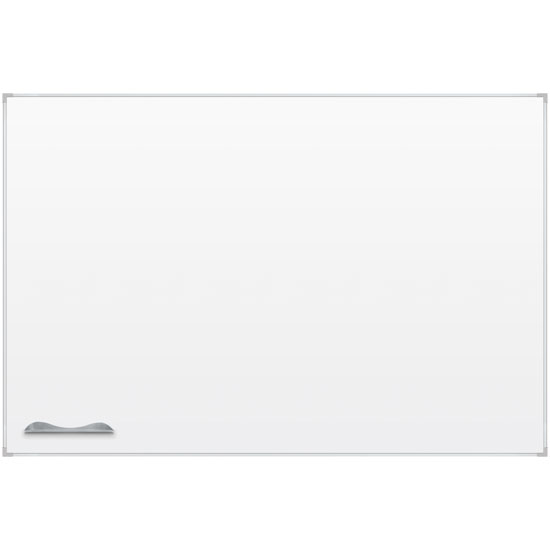 Porcelain Steel Whiteboard – Ultra Trim