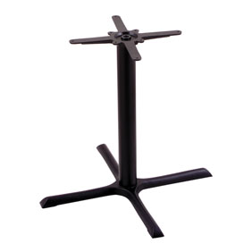 Indoor Standard Height X Table Base