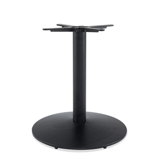 Indoor Standard Height Round Table Base