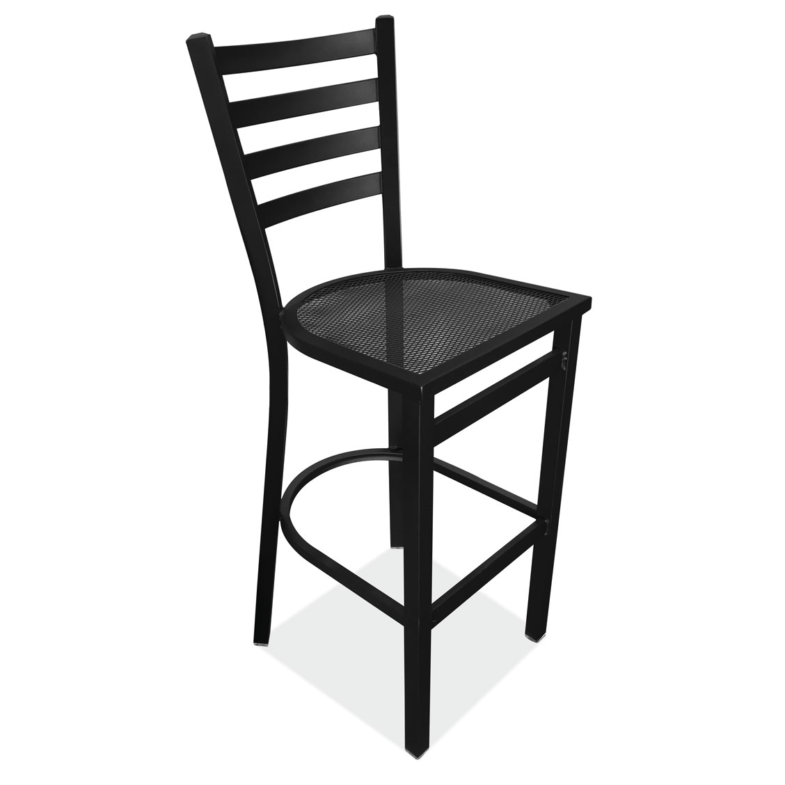 OfficeSource Robust Collection 30″ Outdoor Bar Stool