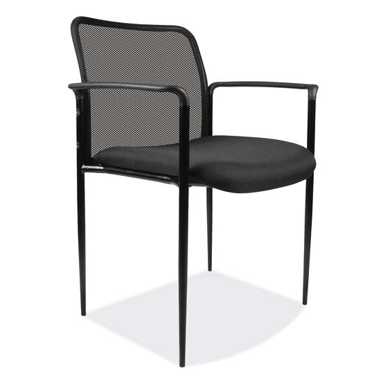 Side Chair with Black Frame