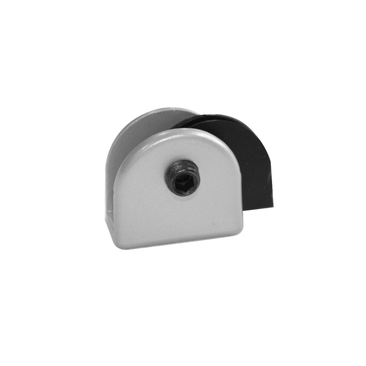 OfficeSource SafeGuard Barrier Collection Mounting Bracket (For 6MM Acrylic Screens)
