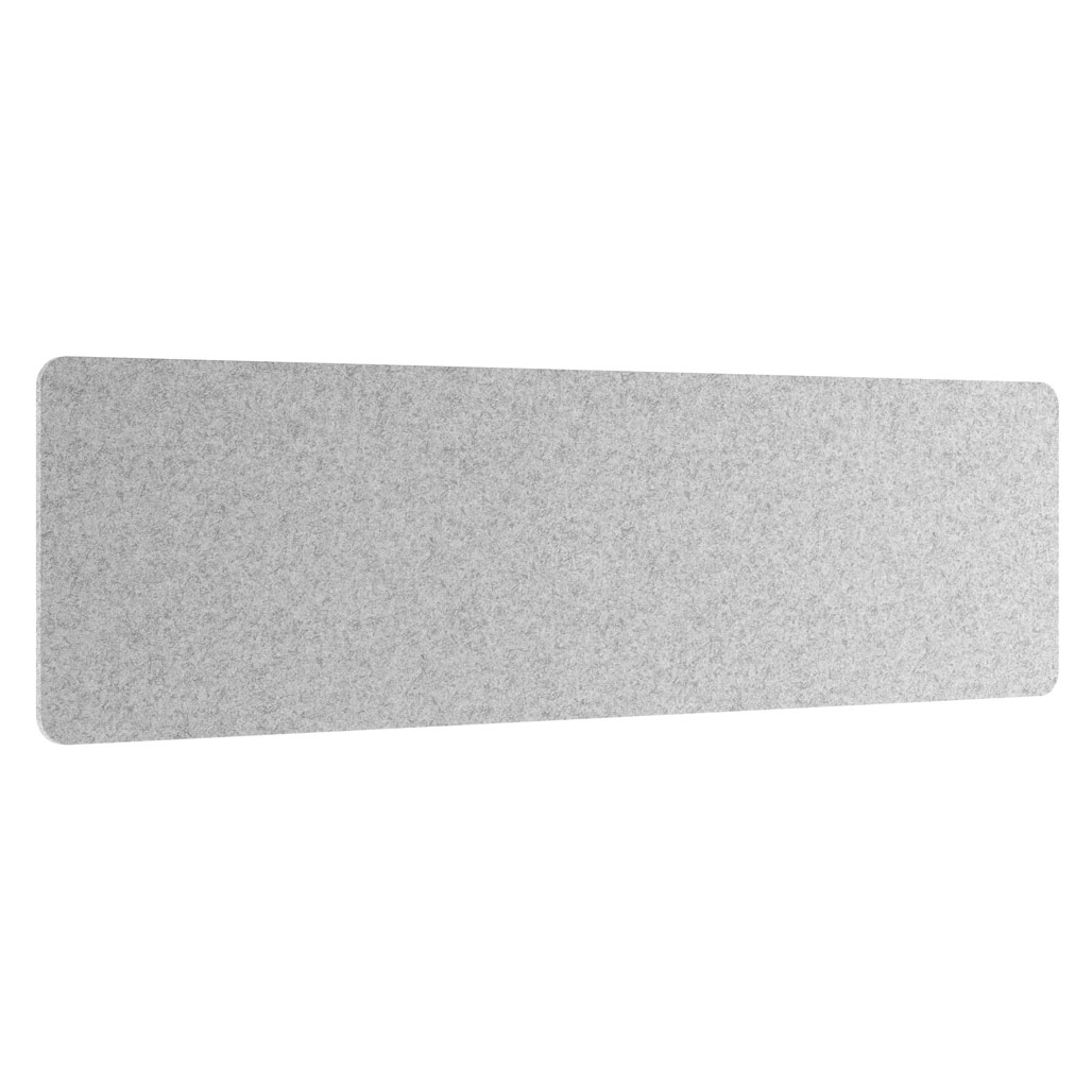 OfficeSource SafeGuard Barrier Collection 15″ x 54″ Acoustic PET Shield