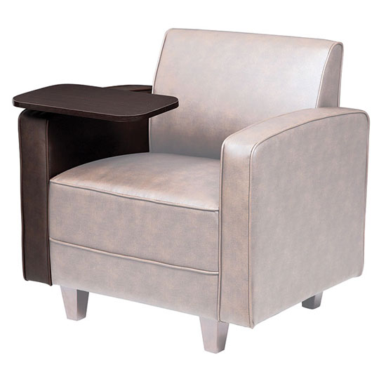 Right Arm with Tablet