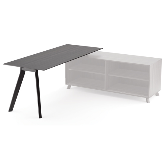 82'' Table with Single Leg
