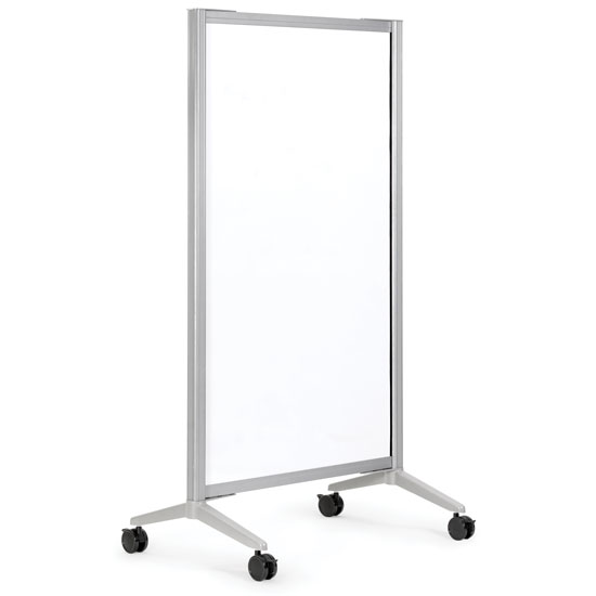 Magnetic Mobile White Board
