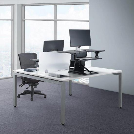 Pneumatic Desk Riser