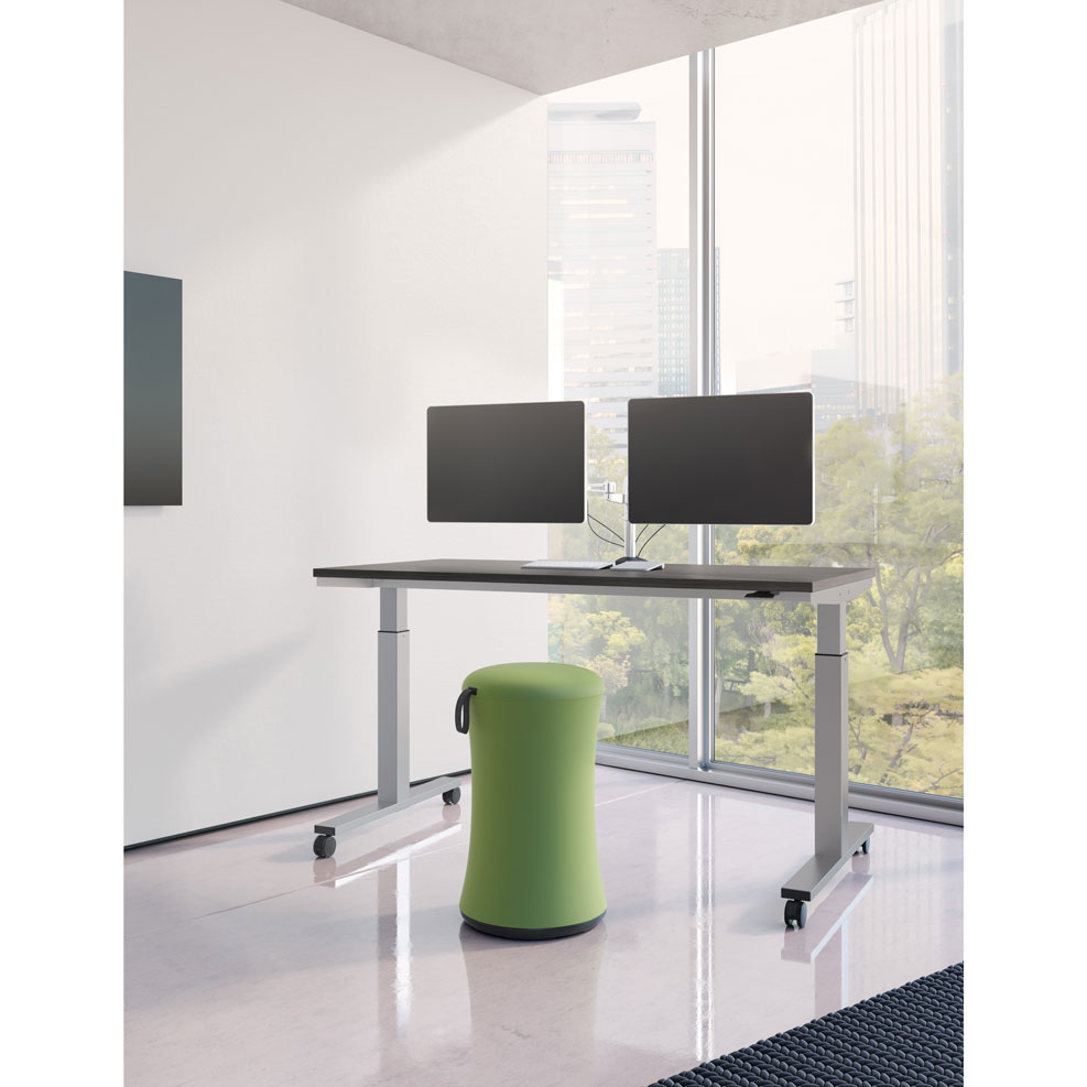OfficeSource StandUp Standing Desk Collection Typical OS169
