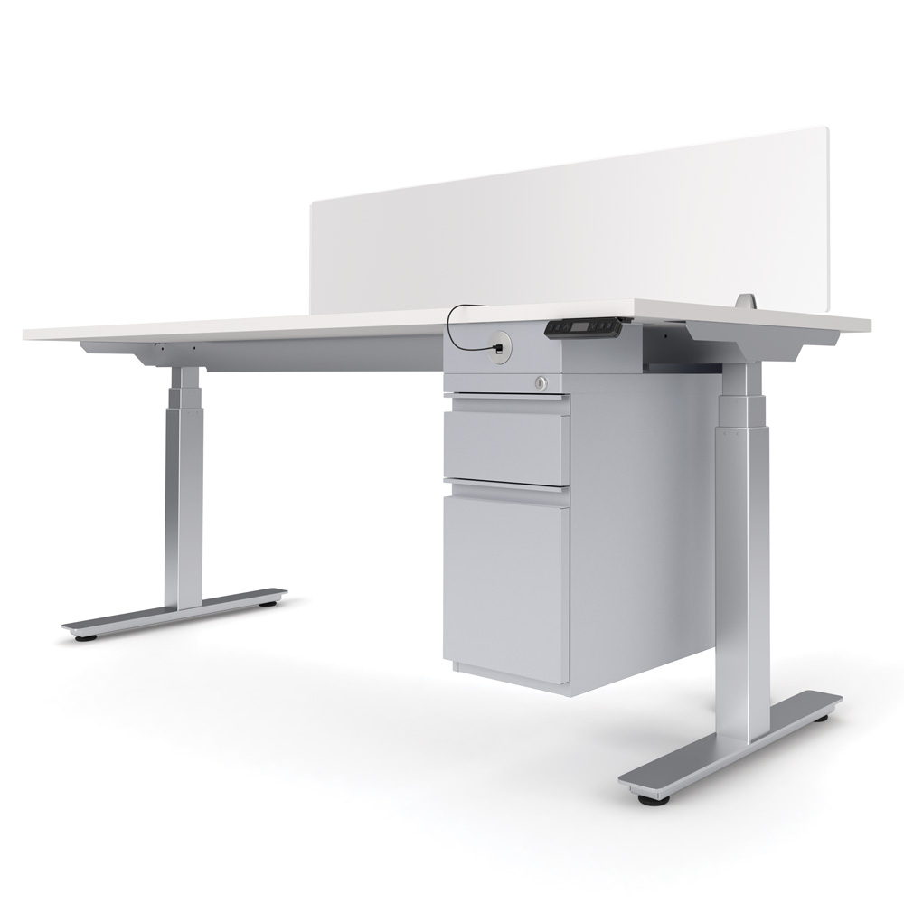 OfficeSource StandUp Standing Desk Collection Typical OS180
