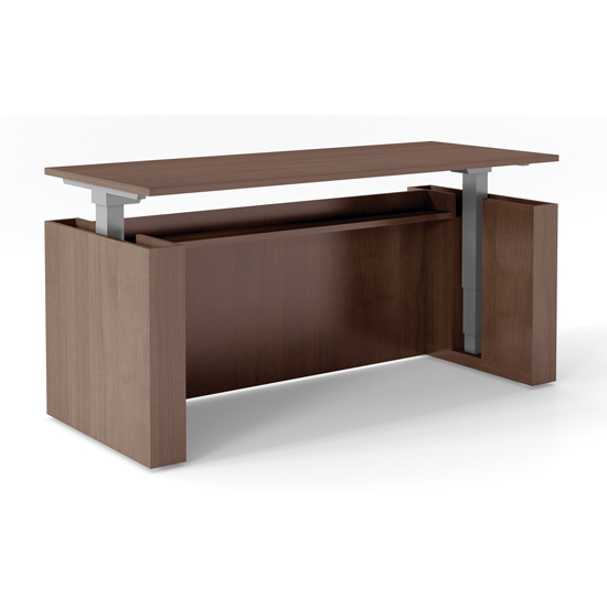 Laminate Desk Casing