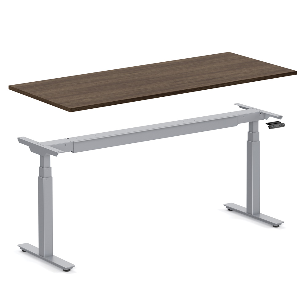 OfficeSource StandUp Standing Desks Deluxe Electric Base