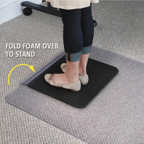 Sit/Stand Mat