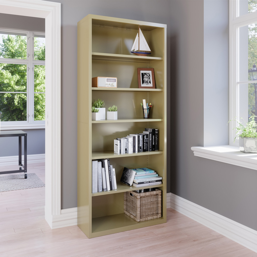 Steel Bookcase Collection