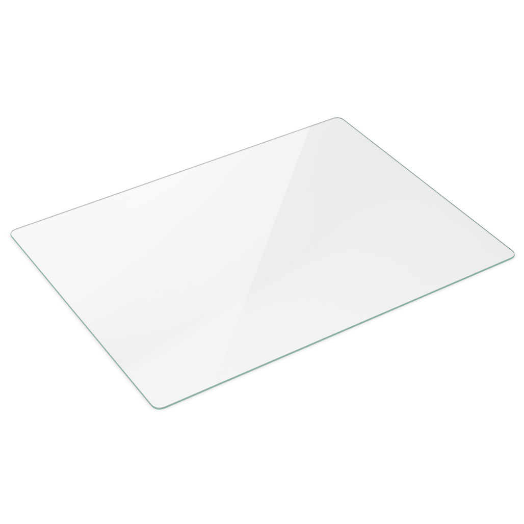 OfficeSource Tempered Glass Chair Mats 36″ x 48″ Glass Chair Mat