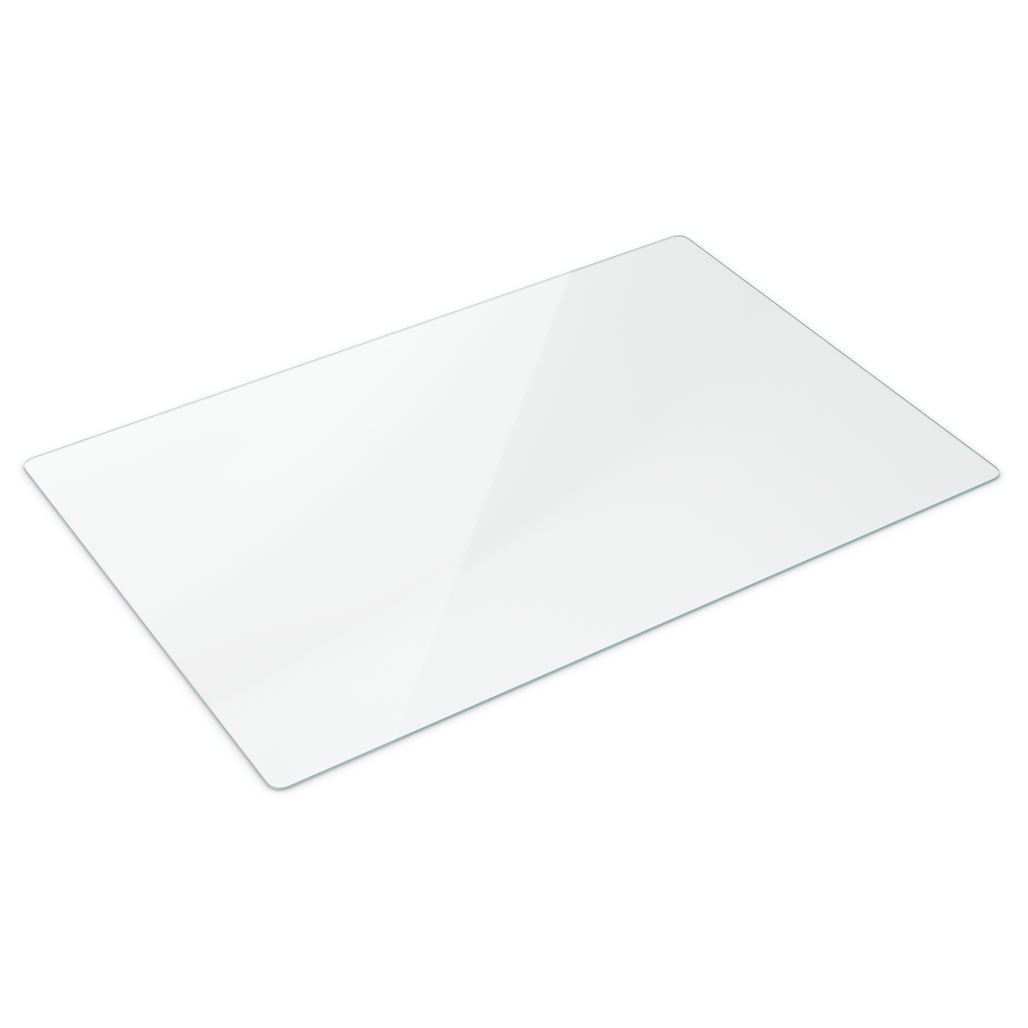 OfficeSource Tempered Glass Chair Mats 40″ x 60″ Glass Chair Mat