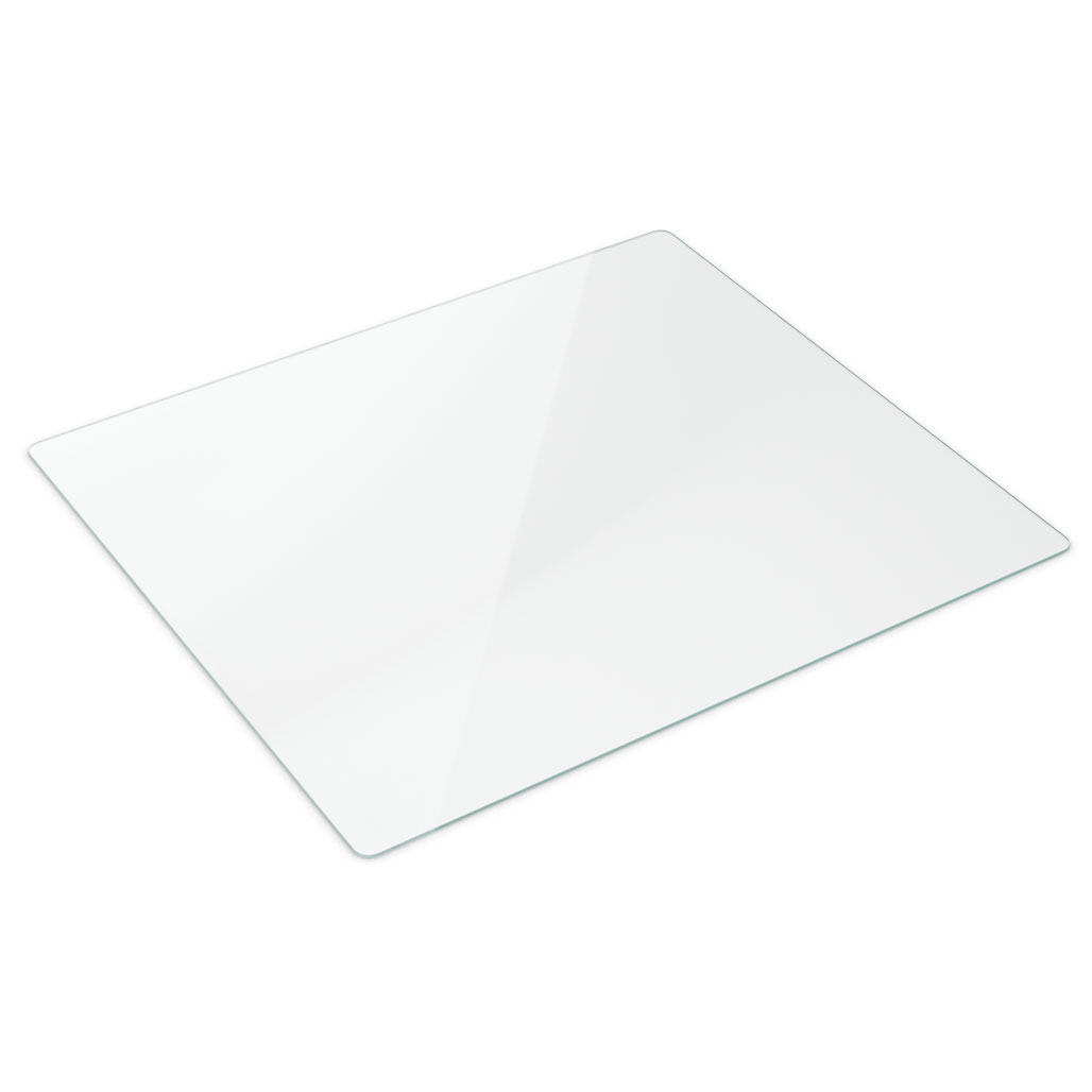 OfficeSource Tempered Glass Chair Mats 44″ x 50″ Glass Chair Mat