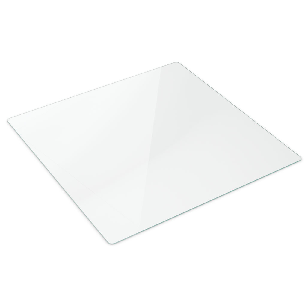 OfficeSource Tempered Glass Chair Mats 48″ x 48″ Glass Chair Mat