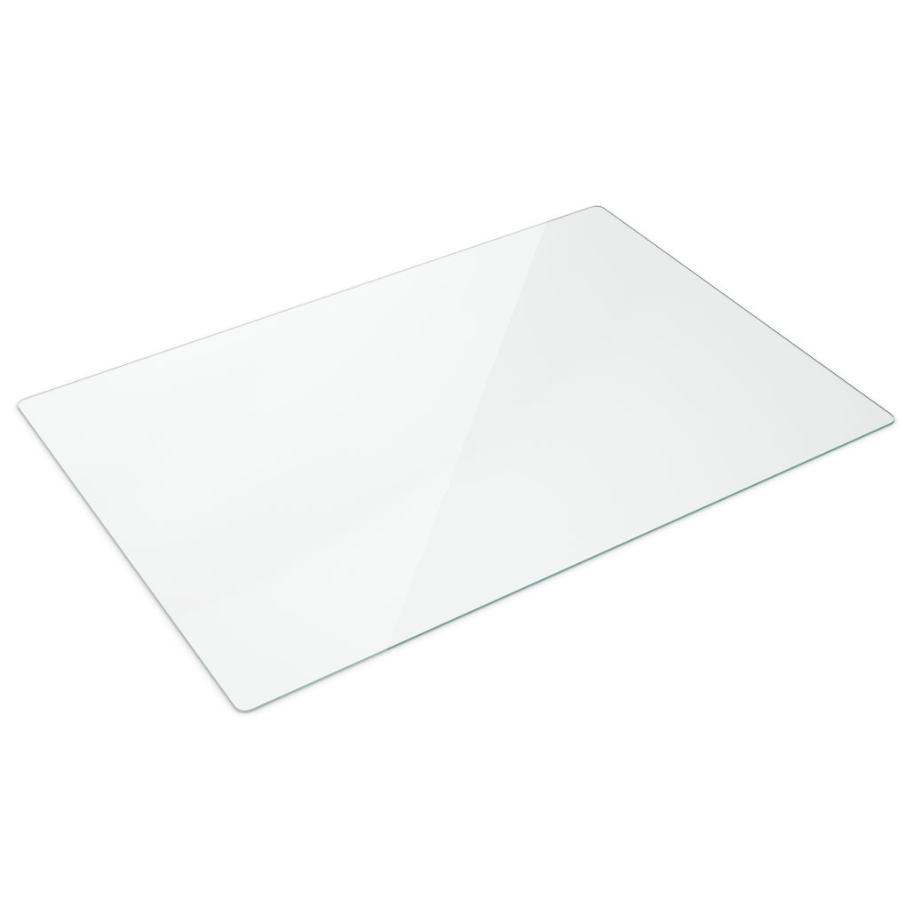 OfficeSource Tempered Glass Chair Mats 48″ x 72″ Glass Chair Mat
