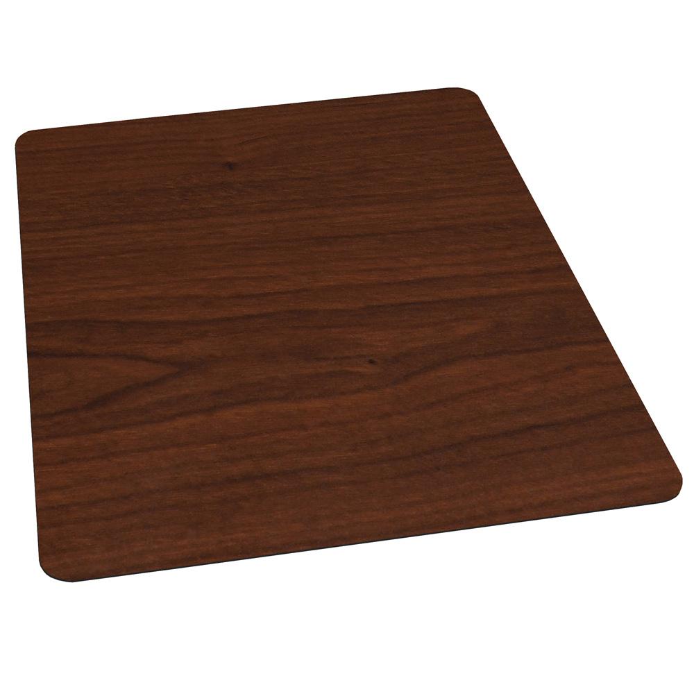 Rectangular Chairmat for Medium Pile Carpet – AnchorBar® Cleated