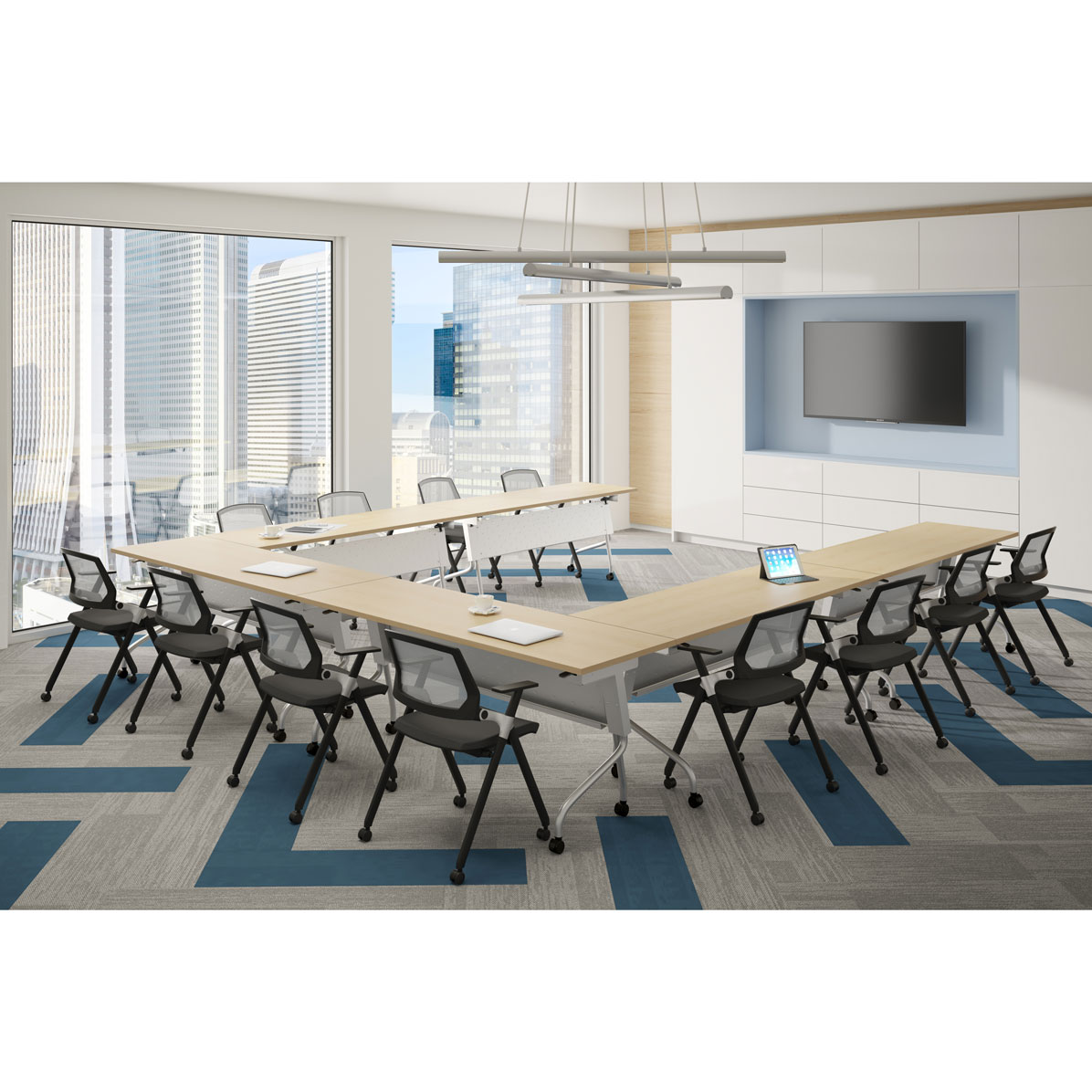 OfficeSource Training Tables by OfficeSource Training Typical – OST13