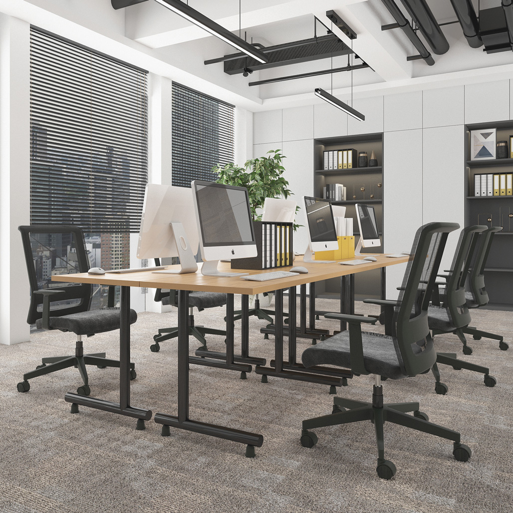 OfficeSource Training Tables by OfficeSource Training Typical – OST24