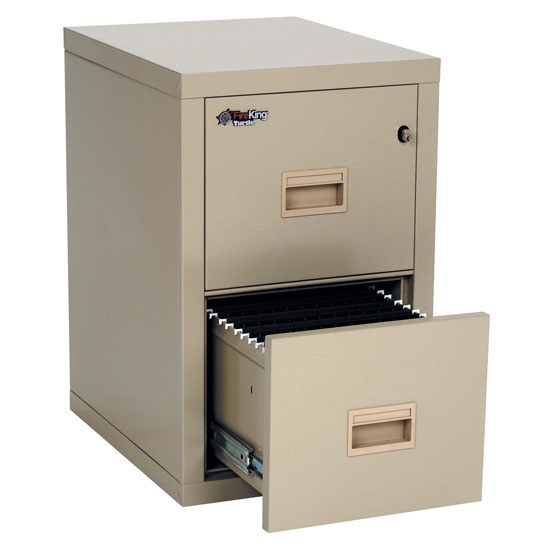 2 Drawer Vertical Letter and Legal File