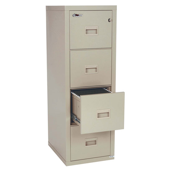 4 Drawer Vertical Letter and Legal File