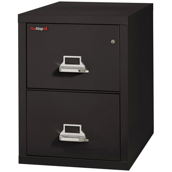 2 Drawer Letter File