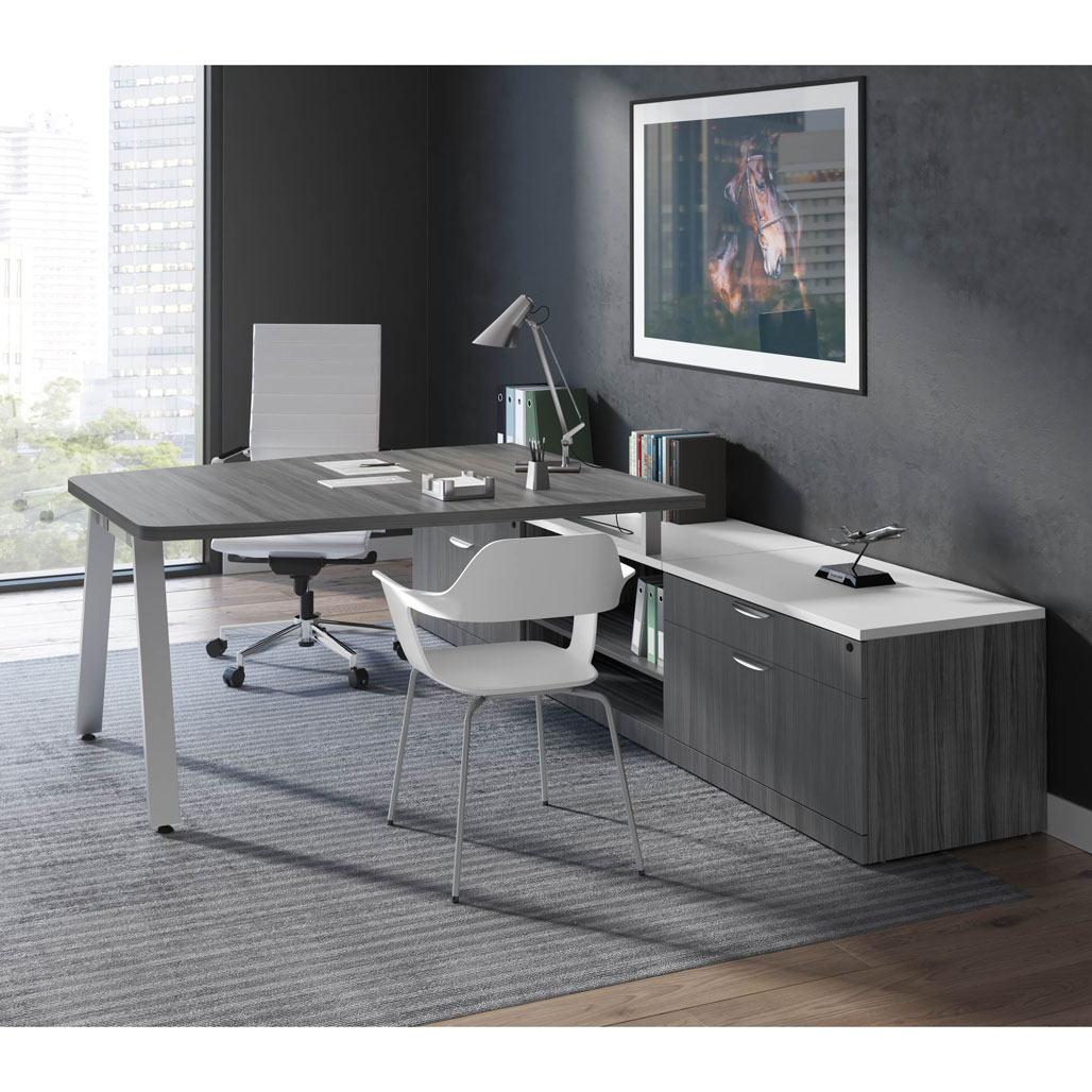OfficeSource Variant Collection L Shaped Typical – OS241