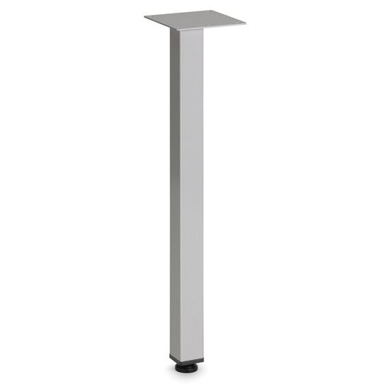 Square Single Post Leg