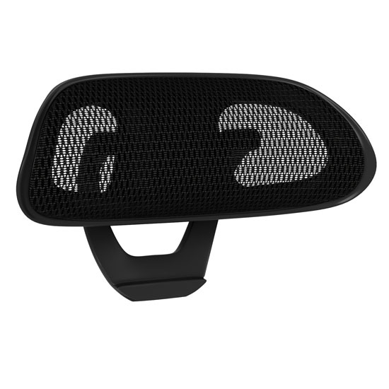 OfficeSource Viking Collection Headrest for 90511ALBLK and 90501BLK