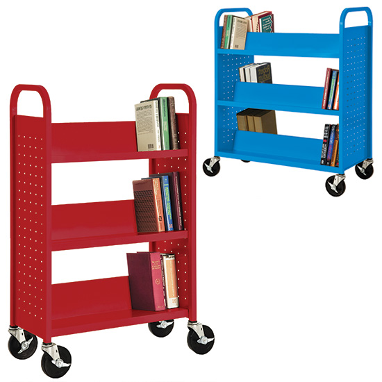 Welded Booktrucks