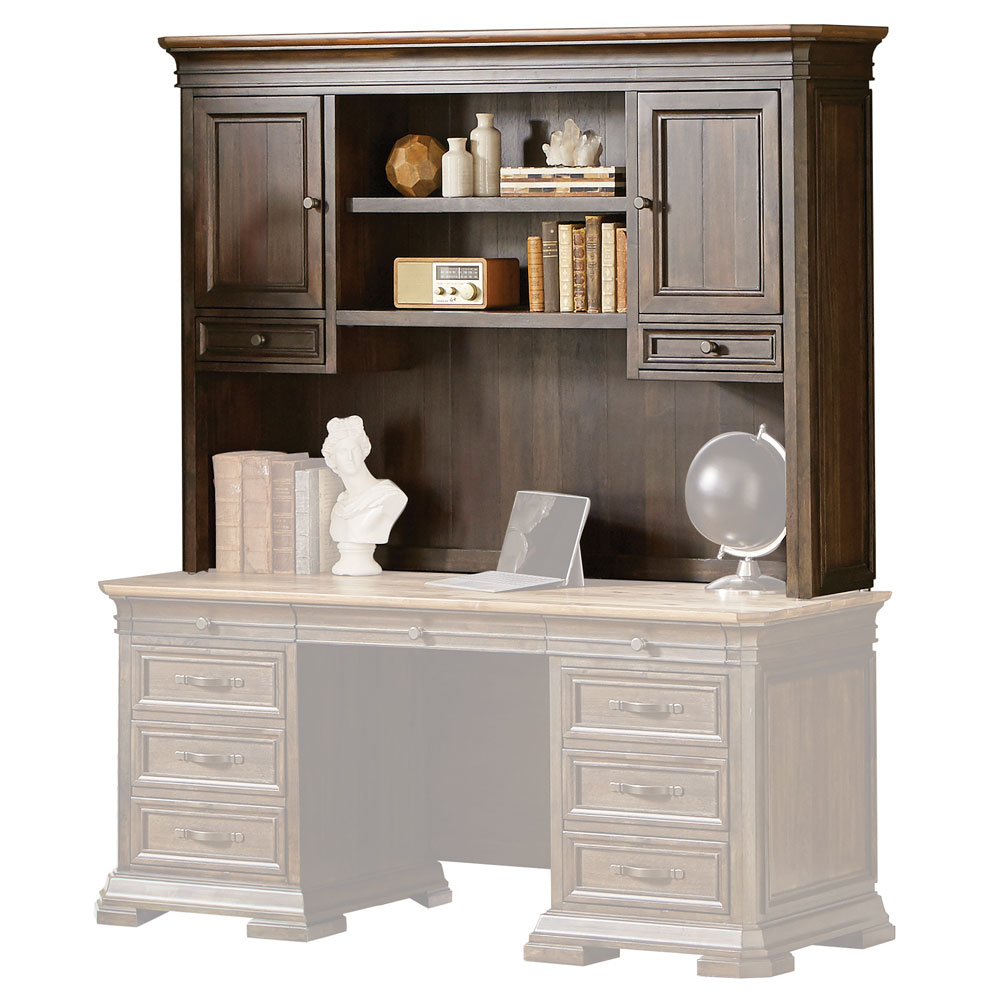 OfficeSource Westwood Collection Hutch