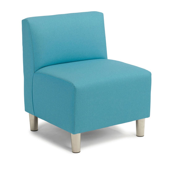 Single Armless Chair