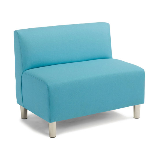 Double Armless Chair