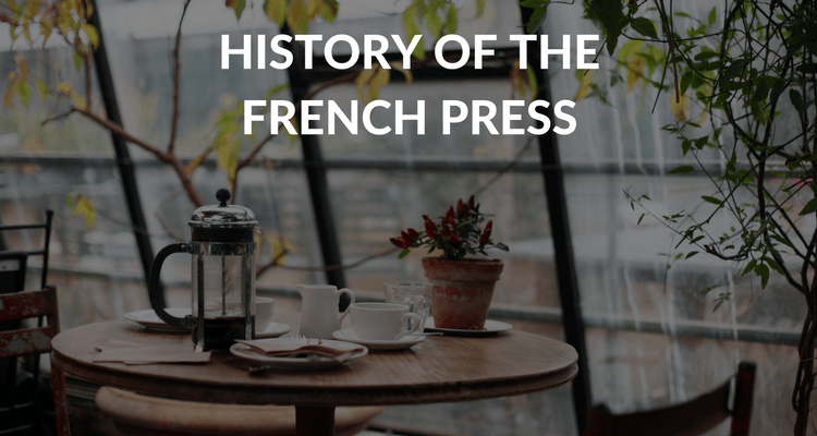 French Press History