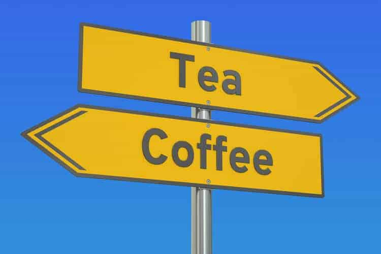 does tea have caffeine?