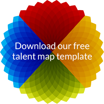 talent mapping template - pin belbin team roles or inventory software 20 free